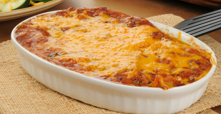 6 easy dinner recipes cheesy taco bake