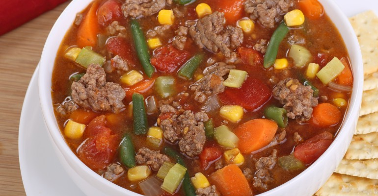 5 best ground beef recipes burger soup